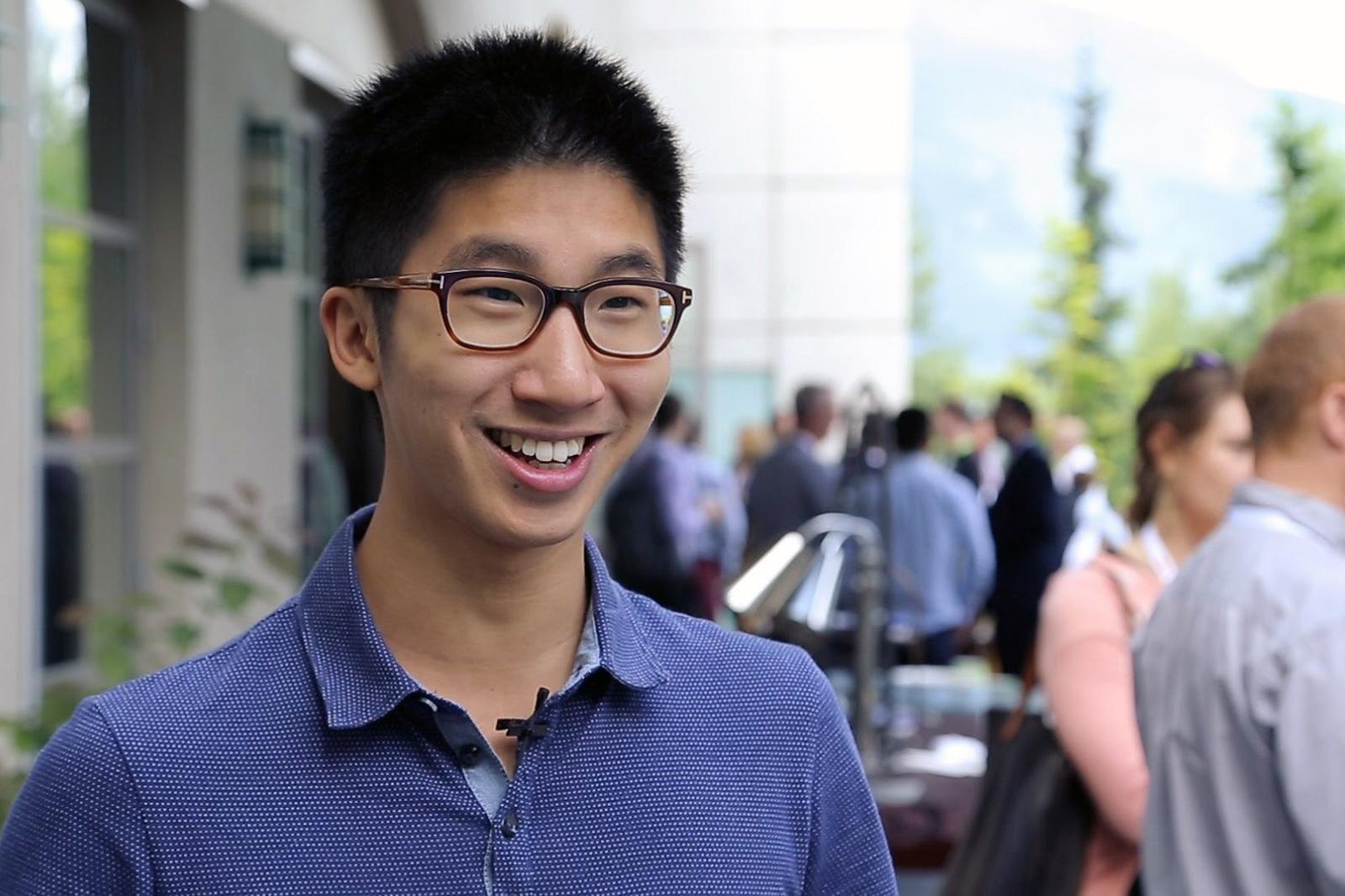 Brian Wong  4 Pebisnis Sukses ini Memulai Karir sebagai Pekerja Freelance Brian Wong